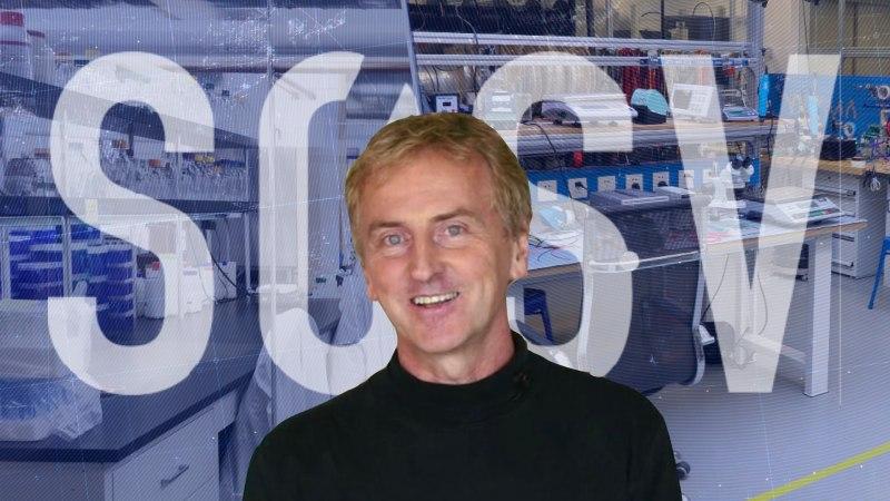 SOSV Investments founder Sean O'Sullivan. Image Credits: SOSV